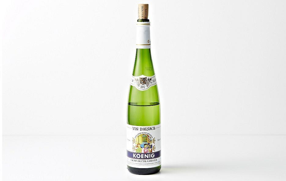 Gewurztraminer Reserve Koenig Aoc Alsace  Cena: 34,99 Zł