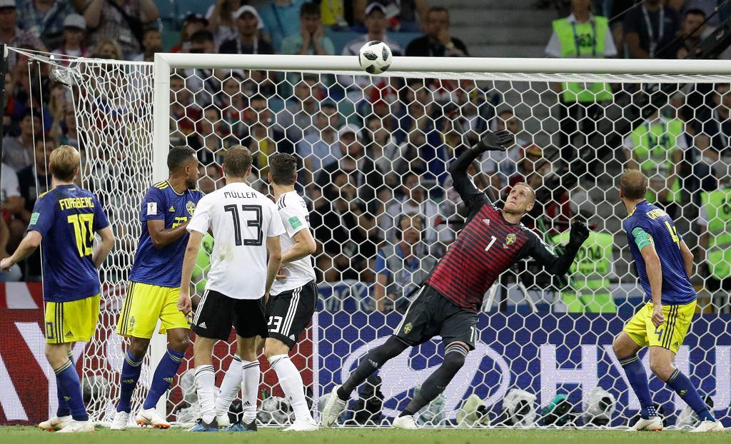 23.06.2018, Soczi, Niemcy-Szwecja 2:1