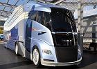 Ciężarówka przyszłości firmy MAN