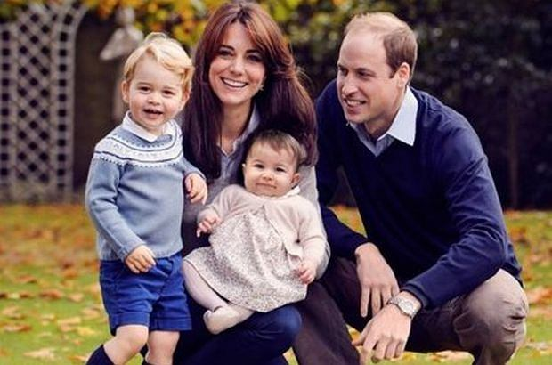 Screen z fanpage'a The British Monarchy