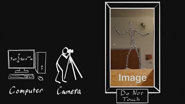 Przedmioty na zdjęciach można wprawić w ruch dzięki technologii opracowanej przez badaczy z MIT