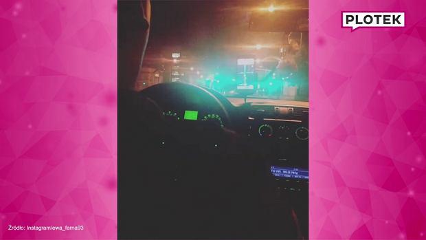 Ewa Farna po koncercie The Rolling Stones w Warszawie miała bardzo miłe spotkanie z kierowcą taksówki. W radiu poleciał jej nowy singiel, a menadżer trochę podpuścił mężczyznę, który nie zorientował się, kogo wiezie.