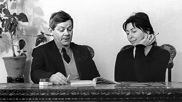 Katarzyna i Zbigniew Herbert