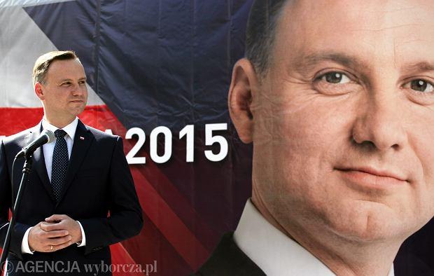 Prezydent Andrzej Duda z�o�y przysi�g�. Jak b�d� wygl�da�y uroczysto�ci? [INFOGRAFIKA]