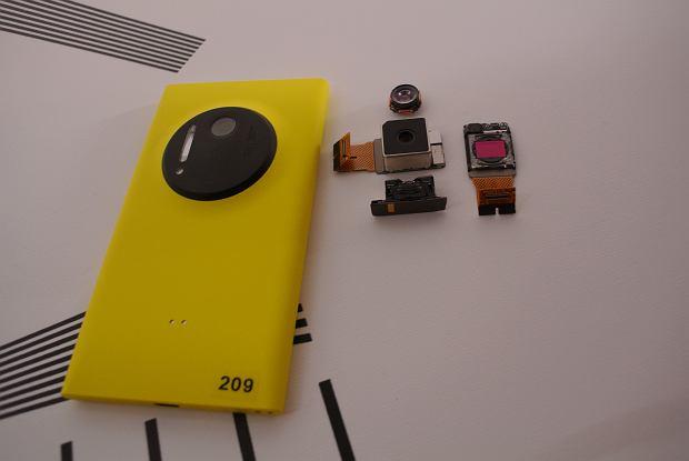 Nokia Lumia 1020 i jej optyka