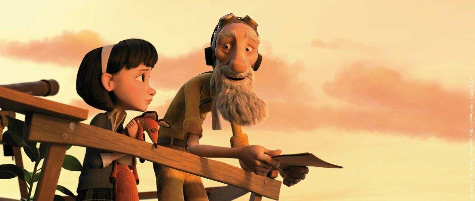 Wielka Kariera Małego Księcia Już W Kinach Animowana Adaptacja
