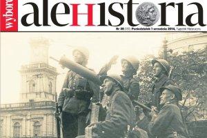 """""""Ale Historia"""" ze specjalnymi materia�ami cyfrowymi z okazji 75. rocznicy wybuchu II wojny �wiatowej"""
