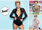 """Miley Cyrus rz�dzi! Gwiazda wyst�pi�a w sesji ok�adkowej brytyjskiego i ameryka�skiego """"Cosmopolitan"""", a w wywiadzie zdradzi�a ca�kiem sporo... [ZDJ�CIA]"""