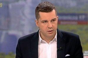 Michał Rachoń z TV Republika zastąpił Krzysztofa Ziemca. Prowadzi program publicystyczny w TVP Info