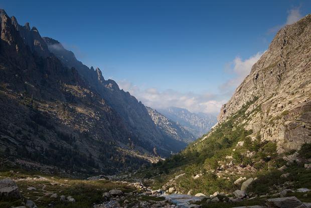 Korsyka wakacje - turystyka piesza