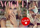 "Seksowna i kusz�ca Kate Moss  w ""Vogue UK"". Niczym Brigitte Bardot?"