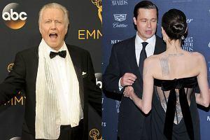 Jon Voight, Brad Pitt, Angelina Jolie
