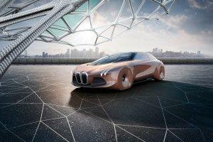 BMW Vision Next 100 | Koncept na setne urodziny