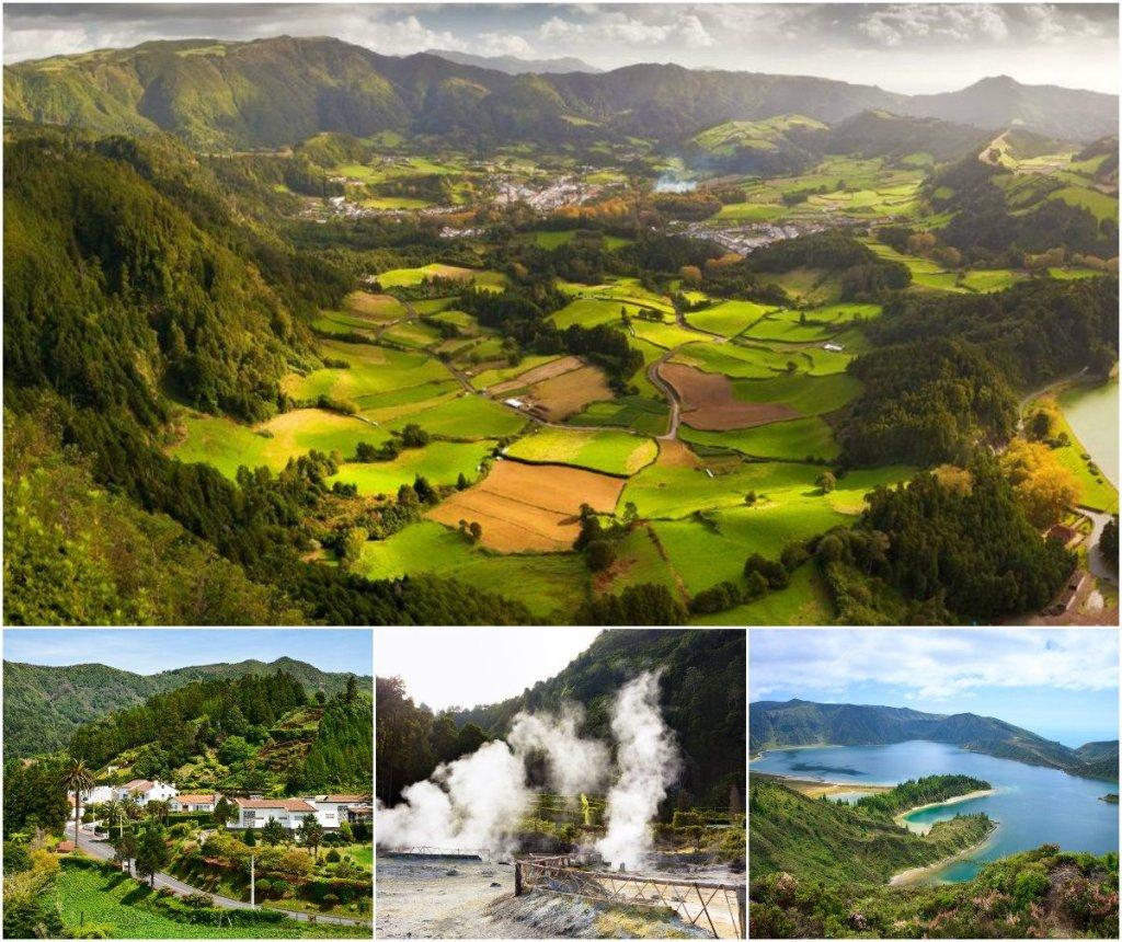 Ryanair uruchamia połączenie między Lizboną (tam można tanio dolecieć z Modlina) a Ponta Delgada na wyspie Sao Miguel na Azorach. Sprawdziliśmy: wystarczy trochę pokombinować, żeby dolecieć na najbardziej egzotyczne wyspy Europy położone na środku Atlantyku nawet za 700 zł, podczas gdy wycieczki z biurem podróży zaczynają się od 4,5 tys. złotych.