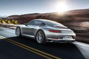 Salon Frankfurt 2015 | Porsche 911 Carrera | Nowy silnik i lekka kosmetyka