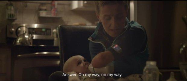 Zdjęcie numer 2 w galerii - Paraolimpijka z Gdańska wystąpiła w kampanii Samsunga: Jaki jest twój problem? Sportu to nie obchodzi [WIDEO]