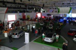 Ruszy�y targi Motor Show w Poznaniu