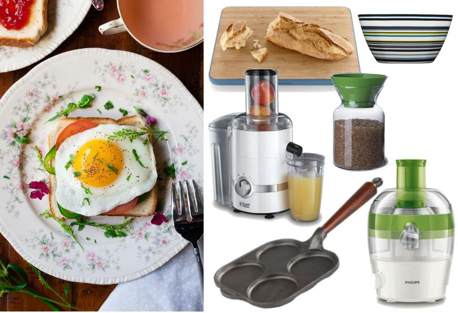 Przyrządy kuchenne - dieta