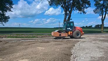 Budowa drogi S5 na odcinku Szubin-Jaroszewo