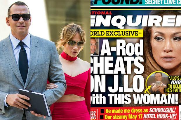 Alex Rodriguez zdradza Jennifer Lopez? Takie rewelacje przekazała jednemu z portali kobieta, która podaje się za kochankę sportowca.
