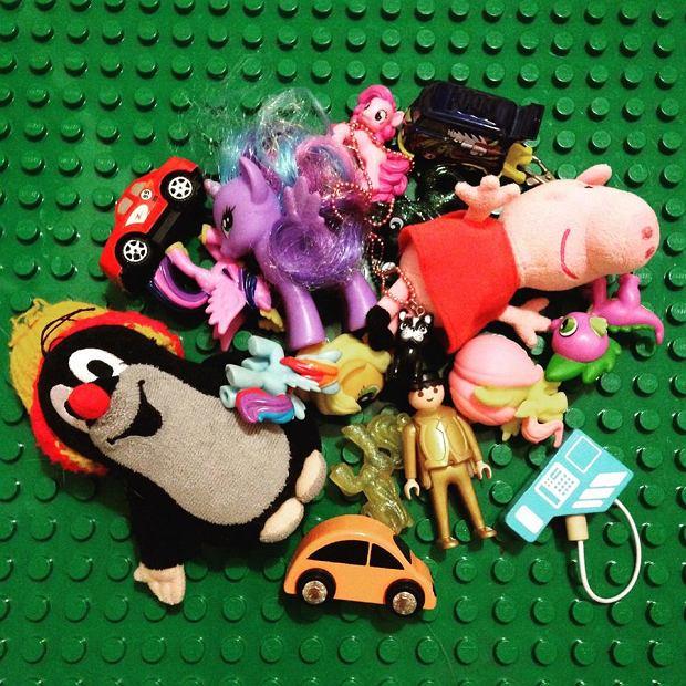 Zabawki z popularnych kolekcji działają na dzieci jak magnez.
