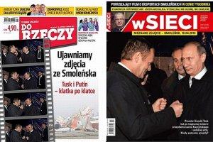 Zdj�cie Putina i Tuska dowodem na zamach w Smole�sku. Jedynym?