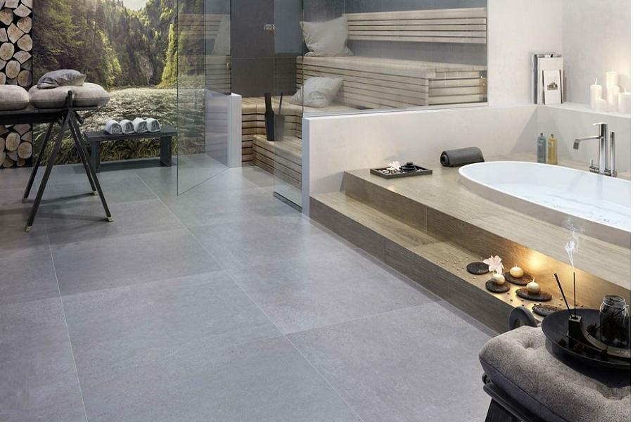 Płytki W Salonie Nowy Trend W Twoim Mieszkaniu