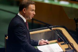 Kancelaria: Prezydent Duda zawetowa� ustaw� o uzgadnianiu p�ci