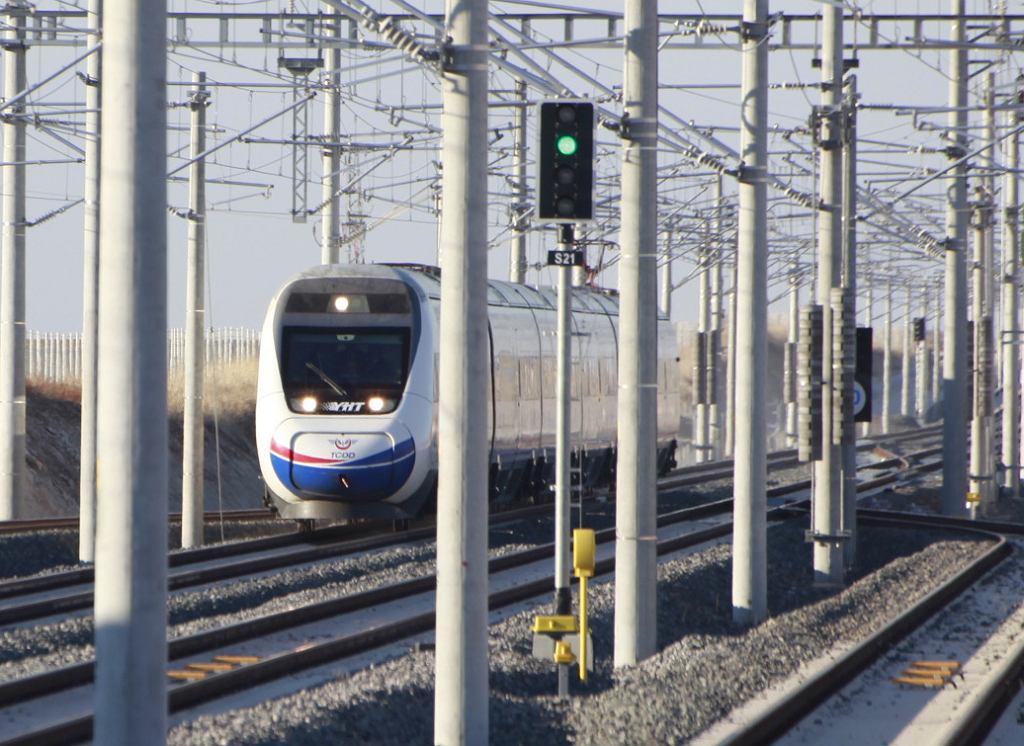 Pociąg TCDD HT65000