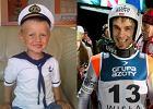 Zobacz, jak skacze 6-letni synek Piotra �y�y!
