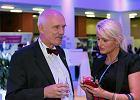 Korwin-Mikke wprowadza c�rk� do polityki? Zabra� j� na Forum Ekonomiczne do Krynicy