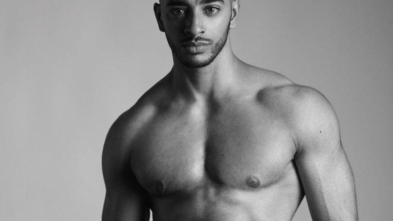 Laith Ashley de la Cruz, 26-letni transseksualny model