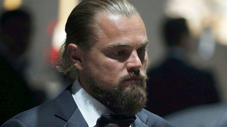 Leonardo Dicaprio Ostatnio Związuje Włosy W Kucyk Okazuje Się że