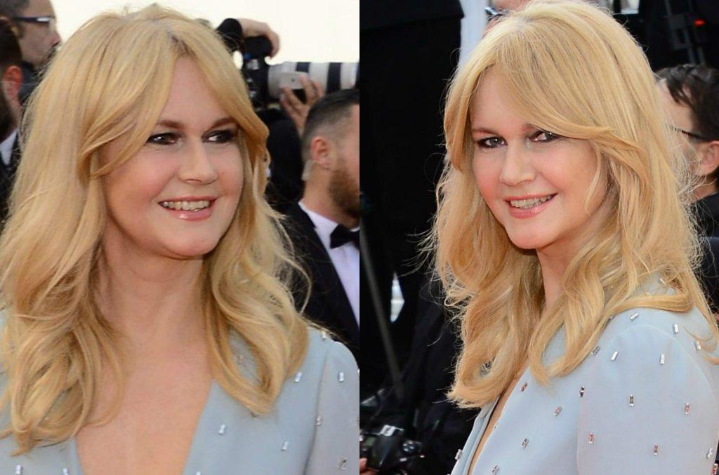 Grażyna Torbicka pojawiła się w Cannes na pokazie filmu