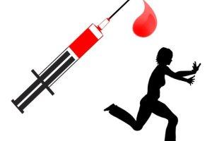 Hematofobia – strach przed strzykawkami i zastrzykami. Jak sobie radzi�?