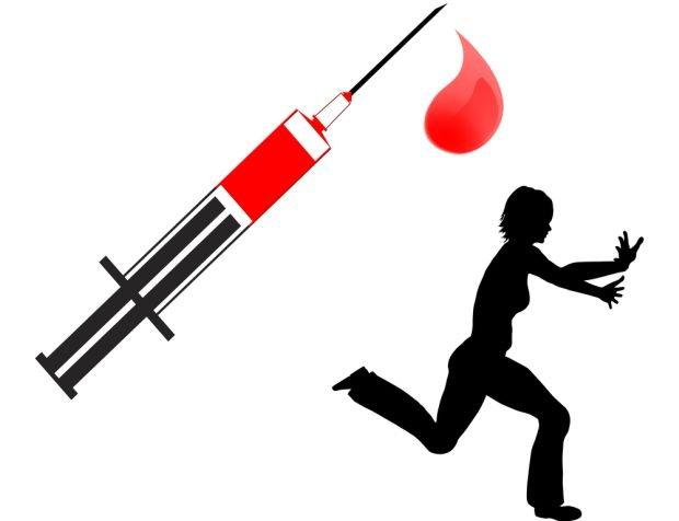 Hematofobia – strach przed strzykawkami i zastrzykami. Jak sobie radzić?