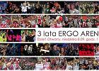 Ergo Arena zaprasza na swoje urodziny. W niedzielę Dzień Otwarty hali