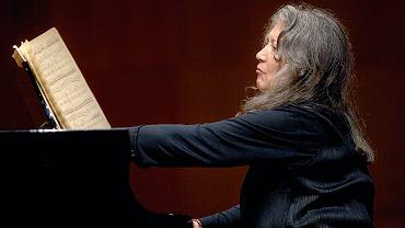 Martha Argerich, najsłynniejsza pianistka świata