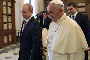 Anio�y pokoju w Watykanie