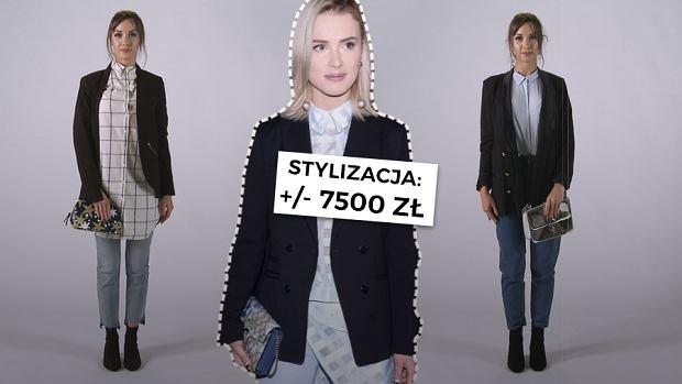 53362b73a5ee5 Dress for Less: Maffashion w najmodniejszych dżinsach sezonu i klasycznej  marynarce [ODC. 8