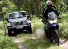 Triumph Tiger vs. Jeep Wrangler