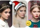 Fryzura na święta - zobacz jaką fryzurę wybrać do sukienki świątecznej
