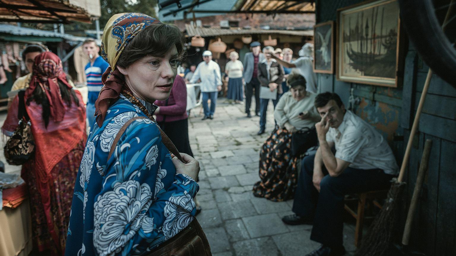 Kadr z filmu ''Sztuka kochania. Historia Michaliny Wisłockiej''