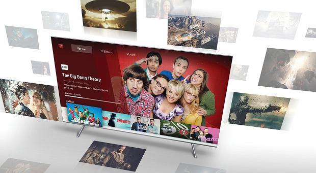 Telewizor Samsung QLED Smart TV 2018