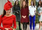 Zachwycająca Kate Middleton - zainspiruj się jej stylem