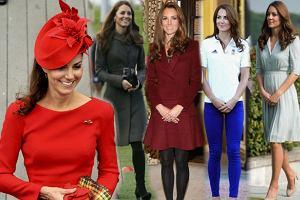 Zachwycaj�ca Kate Middleton - zainspiruj si� jej stylem
