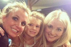 Britney Spears, Maddie, Jamie Lynn Spears