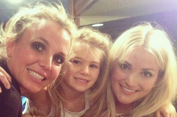 Siostrzenica Britney Spears przebywa w szpitalu. Według wstępnych doniesień jej stan jest poważny.