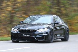 BMW M4 G-Power | Mocy przybywaj
