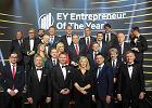 Pawe� Buszman, lekarz biznesmen, wybrany na Przedsi�biorc� Roku EY
